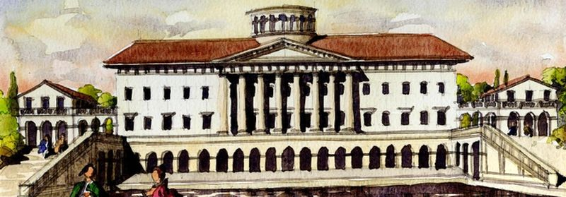 L'ancien château de Mauperthuis