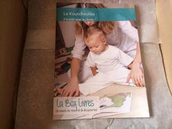 Box livre Le Koutchoulou Avril 2014