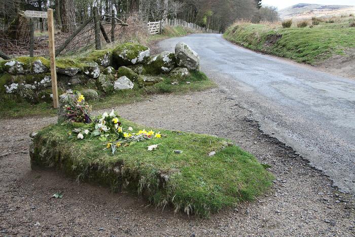 Mythes & Légendes De Dartmoor - La Tombe De Kitty Jay