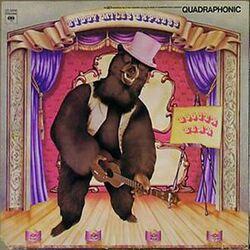 Buddy Miles Express - Booger Bear - Complete LP
