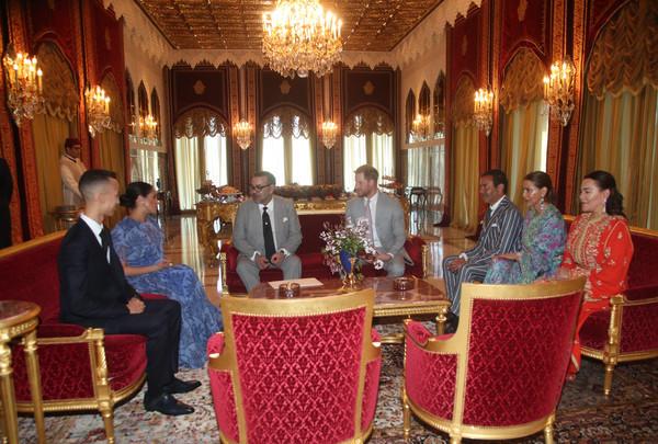 A Rabat, le 25 février