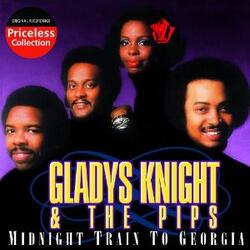 Gladys Knight & The Pips - Midnight Train To Georgia - Complete CD