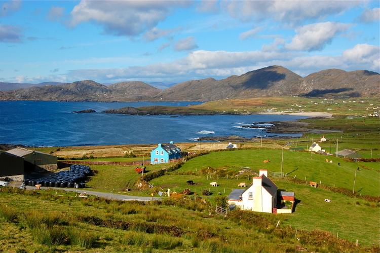 Images du monde : Irlande