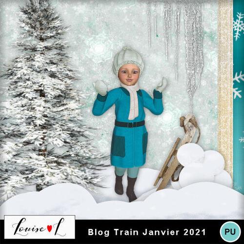 Blog Train Janvier 2021 My Memories