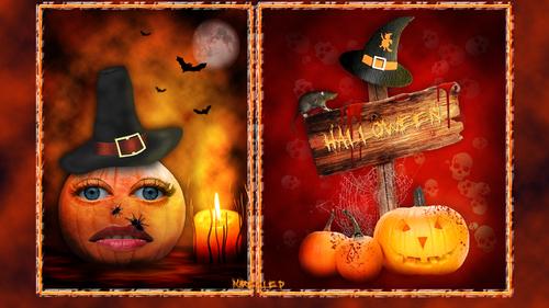 Fond D'Ecran Halloween N°2