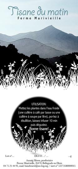Fermes Marivielle - production d'herbes médicinales