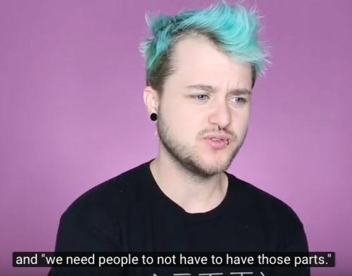 Les non-binaires et hommes trans peuvent vouloir être enceint-e-s