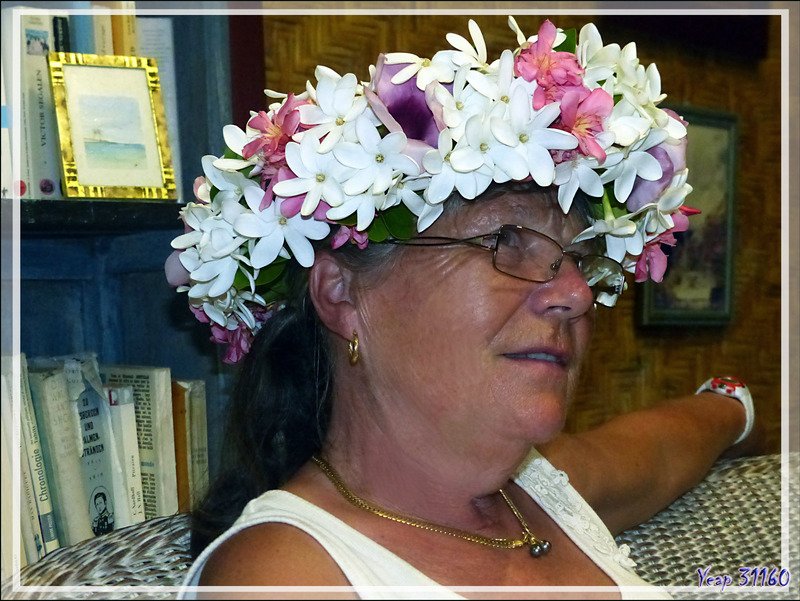 La Reine du motu Tiapaa - Maupiti - Polynésie française