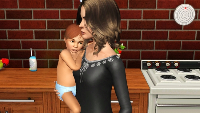 Chapitre 27 : Gabin devient bambin et les jumeaux adolescents !