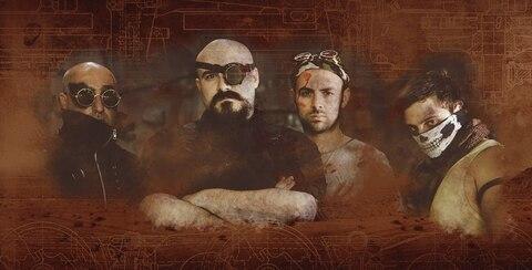 REVOLUTIO - Détails et extrait du nouvel album Vagrant
