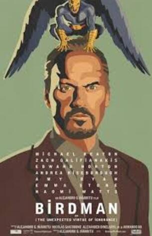 Birdman ou (la surprenante vertue de l'ignorance)