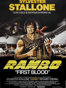 RAMBO BOX OFFICE FRANCE 1983
