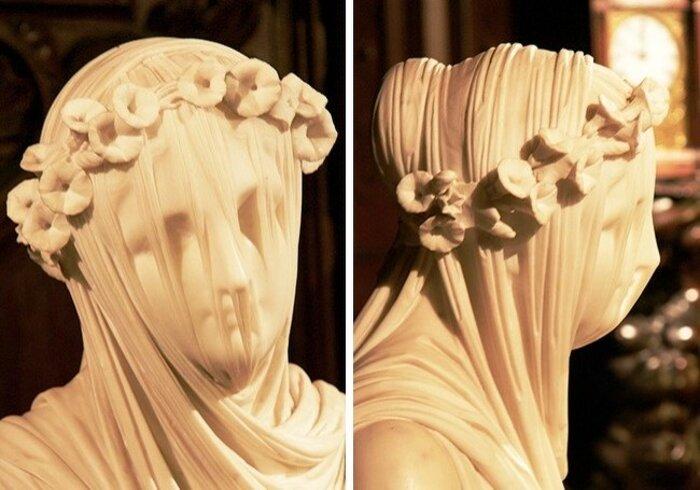 8 Sculpteurs de génie qui ont transformé la pierre en soie