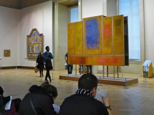 Louvre Frydman polyptique Sassetta 70520