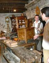 Les artisans menuisiers au Puy du Fou