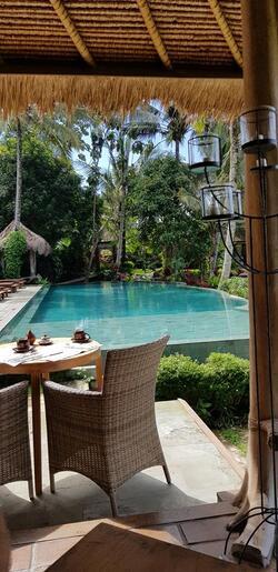 Voyage de Noces suite N° 12 Ubud ( Bali )