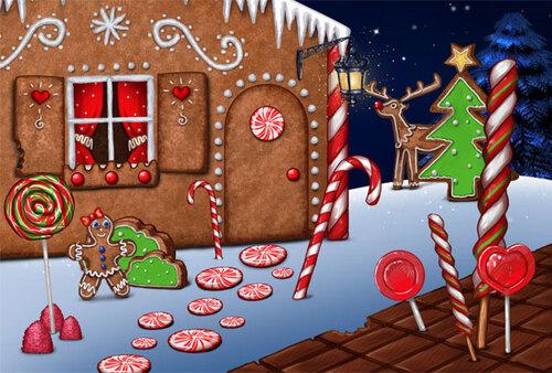 Nouvelles décos au Pays de Noël