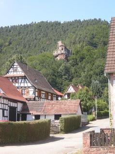 La traversée des Vosges GR53-GR5