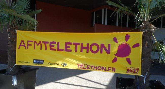 On vous attend nombreux pour ce premier spectacle pour le Téléthon.