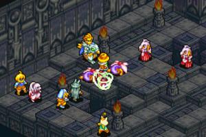 Final Fantasy Tactic Advance - Chapitre 18 - Sable dormant - partie 1