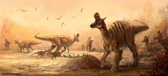 lambeosaurus_1