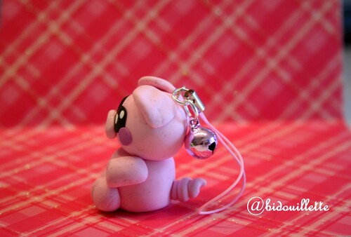 Un petit cochon so kawaii !!
