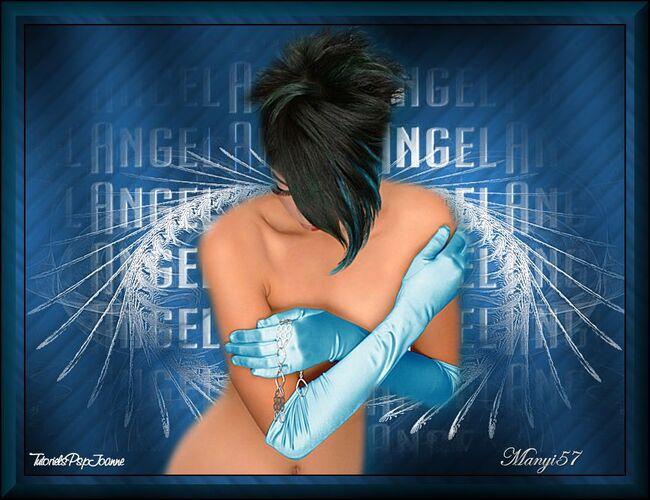 Kék Angyal