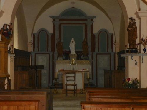 L'église Saint-Léger