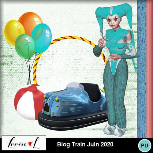 Blog Train Juin 2020 My Memories