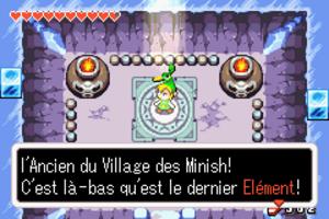 The Minish Cap - Chapitre 10 - Temple de l'Eau