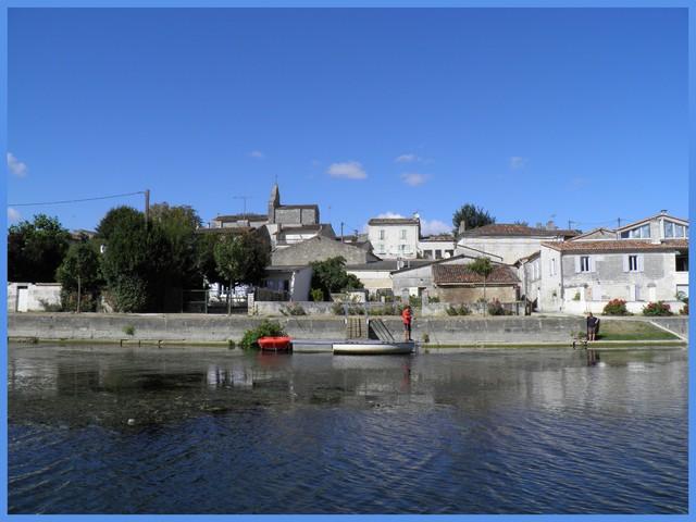 Blog de sylviebernard-art-bouteville : sylviebernard-art-bouteville, LA GABARRE DE SAINT-SIMON