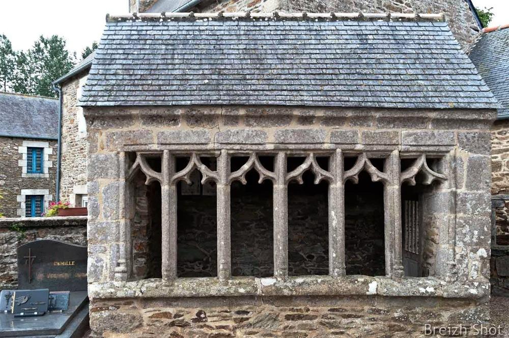 ossuaire de Saint-Fiacre