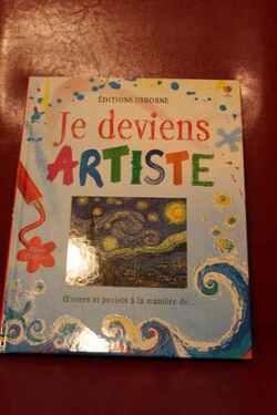 Des livres d'art