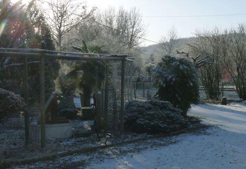 Il a neigé sur Pipiouland