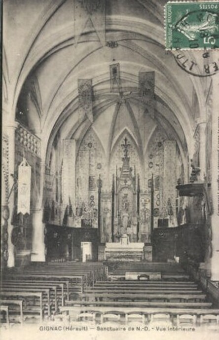 Gignac : Notre-Dame de Grâce