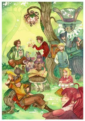 Fairy Sorceress sur MangaDraft