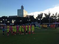 Gatas Brilhantes H.P. a-nation cup2014 hitomi yoshizawa