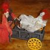 fauteuil roulant miniature_