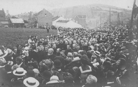 Désincarnation (mar.25) & Funérailles (dim.30 juin 1912)