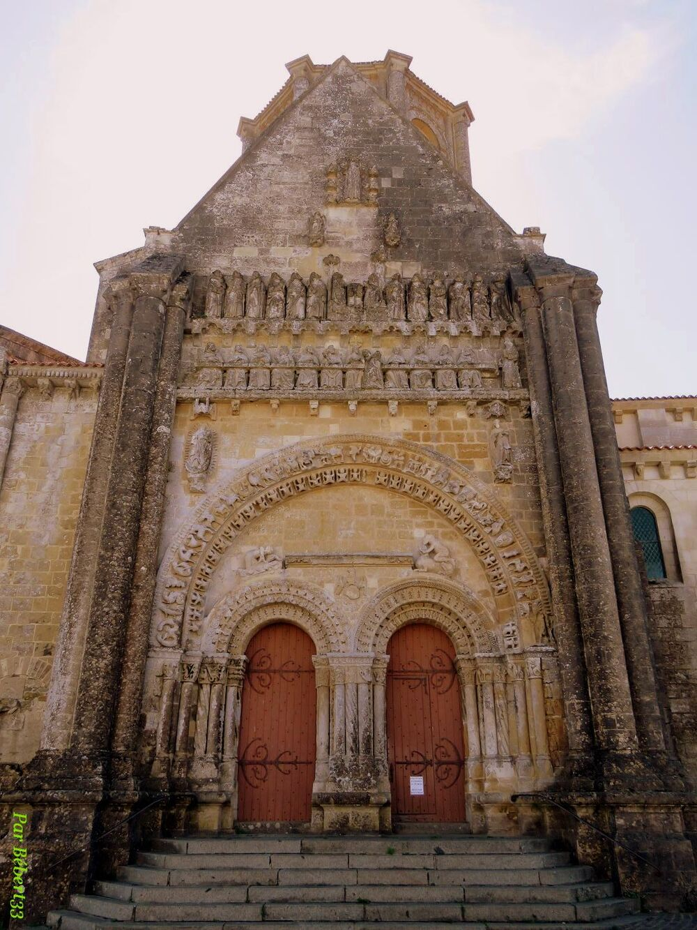 Vouvant en Vendée