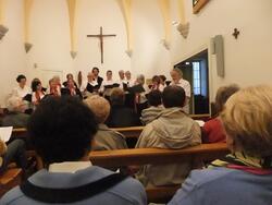 Orthez le 9 juin 2013 Monastère des Clarisses