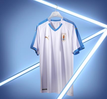 maillot extérieur Copa America Uruguay 2019