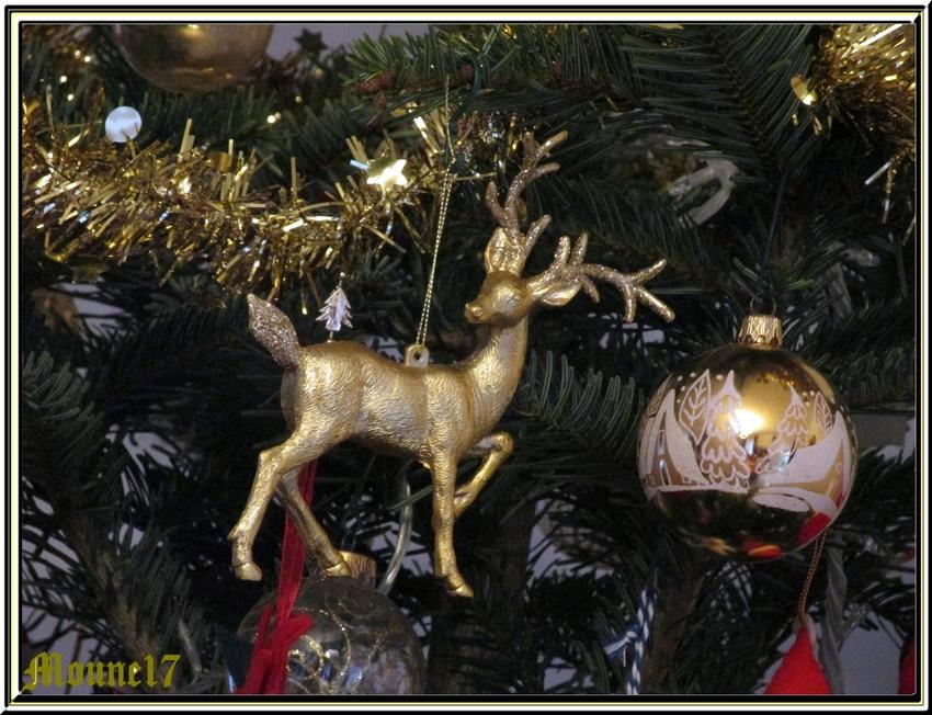 les décorations d Noël