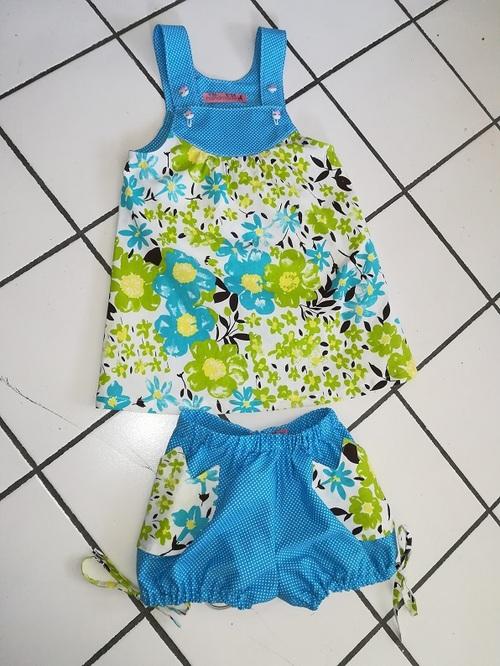 une tenue pour ma nièce