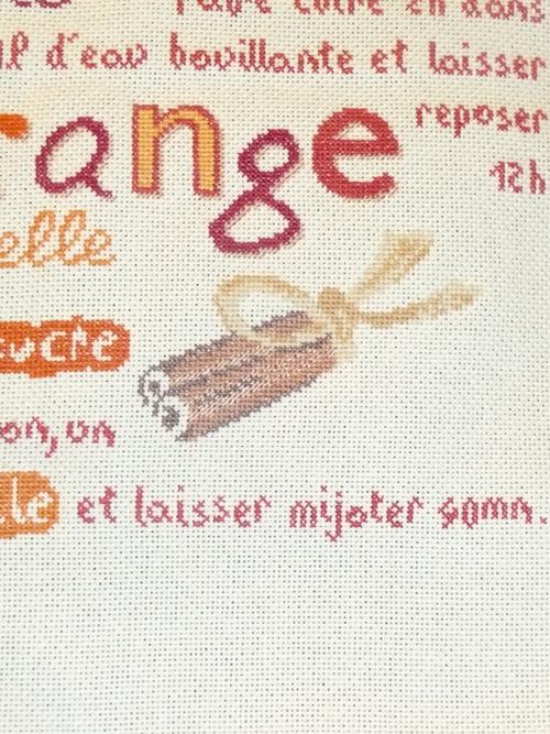 Ma confiture d'orange