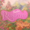 Logo Barbie Princesse Raiponce