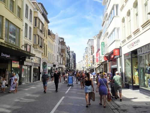 Ostende en Belzique (photos)