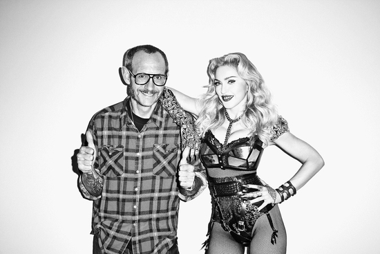 Terry Richardson & Madonna