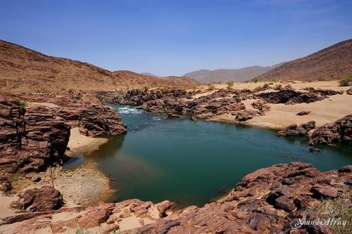 The Kunene River