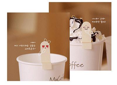 Memo Pad Finger It - Funny Emoji